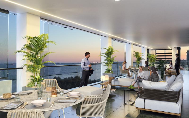 Sky Garden - Lounge
